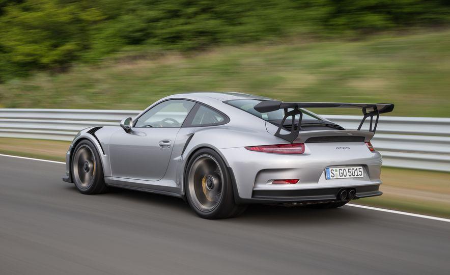 2016 Porsche 911 GT3 RS - Slide 71