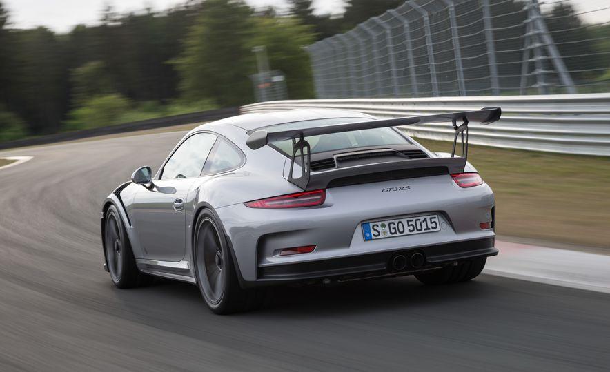 2016 Porsche 911 GT3 RS - Slide 72