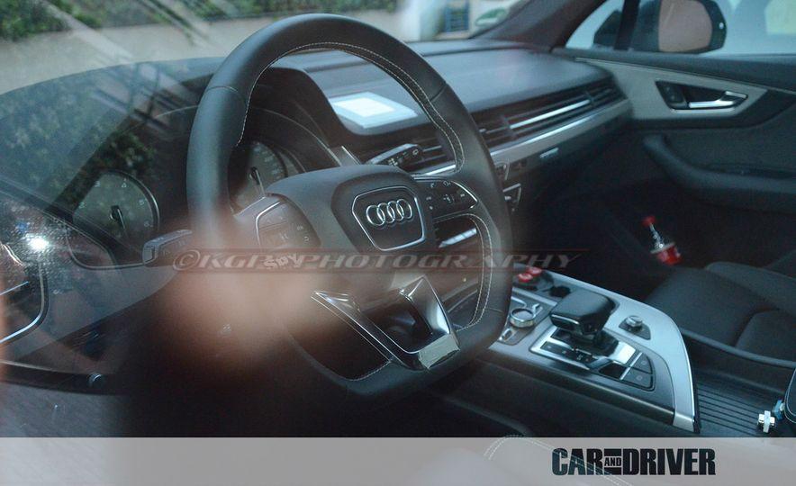 2017 Audi SQ7 (spy photo) - Slide 14