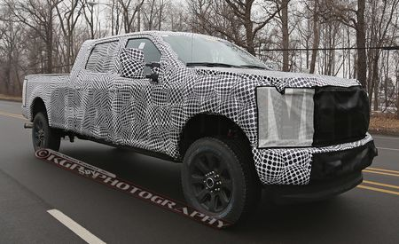 2017 Ford F-series Super Duty Spied: Touched By the Aluminati – Future Cars