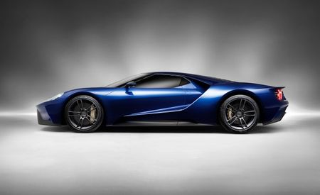 And This Is the Letter Folks Got When Their 2017 Ford GT Application Was Approved