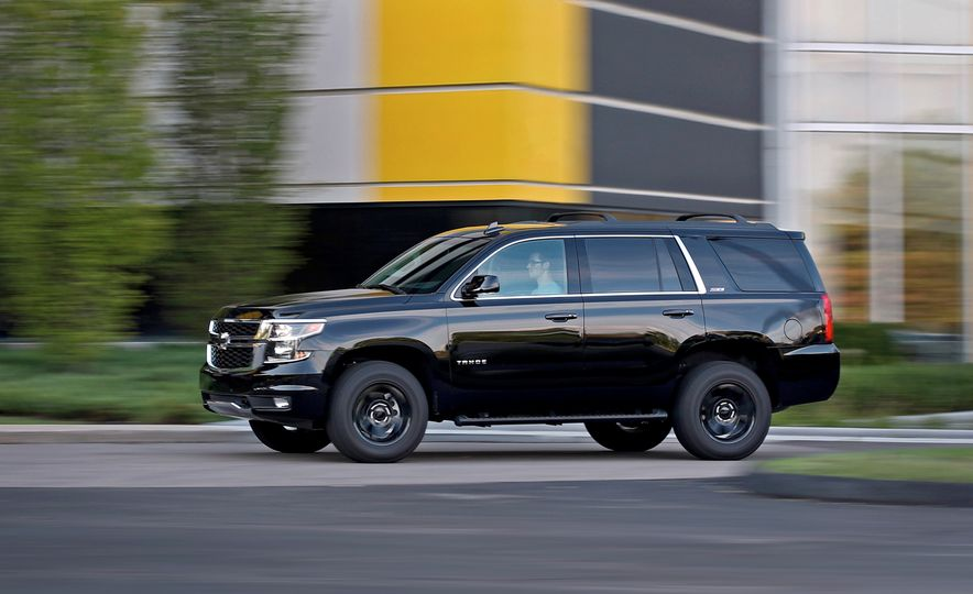 Big Hauling: Every Full-Size SUV Ranked from Worst to Best - Slide 9