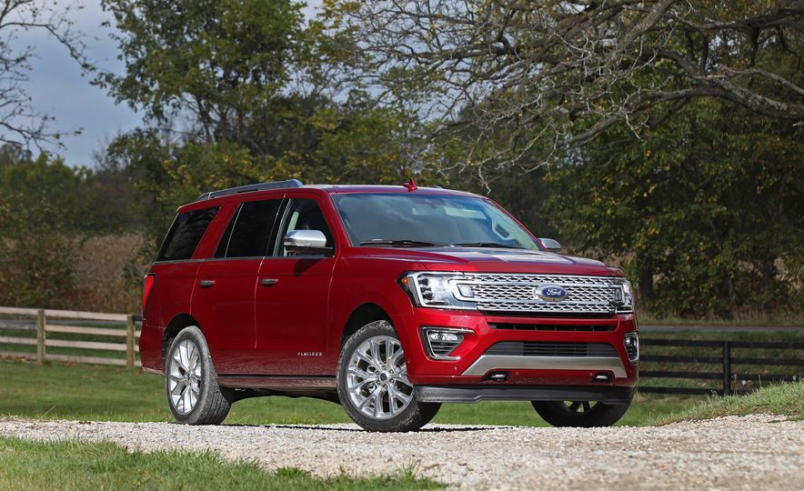 Big Hauling: Every Full-Size SUV Ranked from Worst to Best - Slide 6
