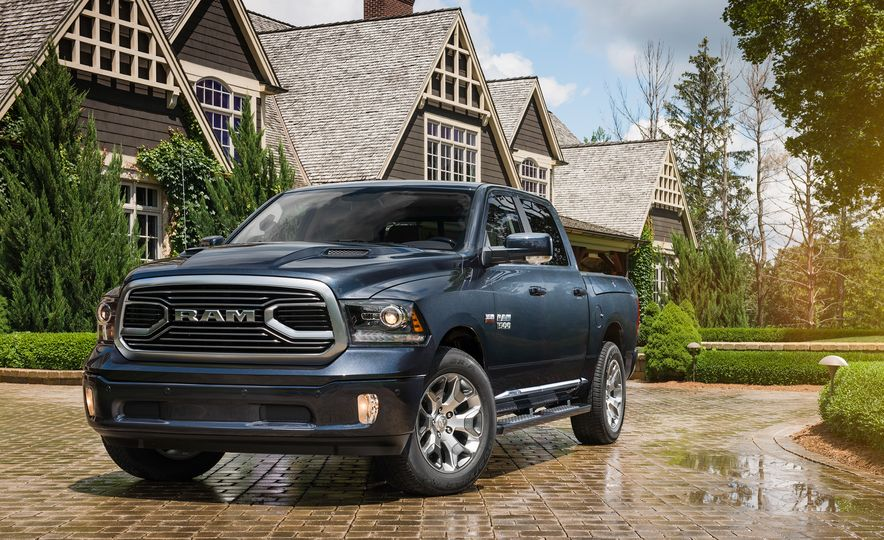 Truckin: Every Full-Size Pickup Truck Ranked from Worst to Best - Slide 4