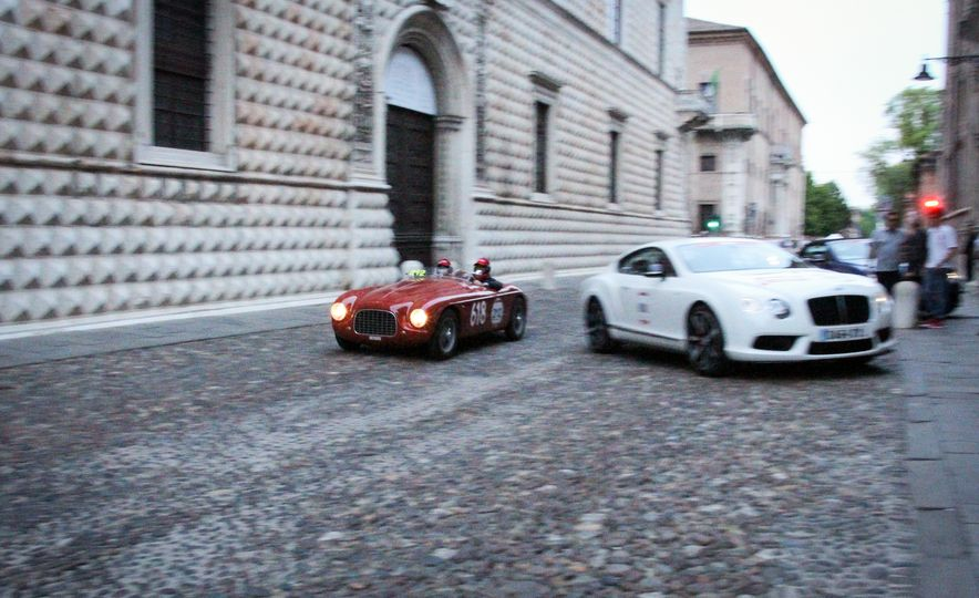 In the Middle of the Mille Miglia: We Run the World's Most Storied Road Rally - Slide 22