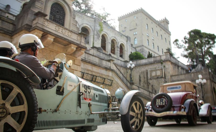 In the Middle of the Mille Miglia: We Run the World's Most Storied Road Rally - Slide 28