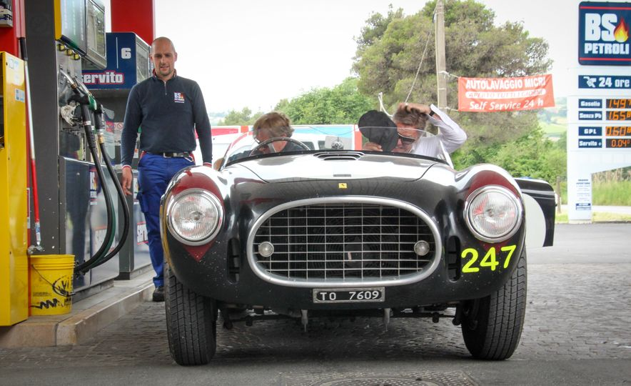 In the Middle of the Mille Miglia: We Run the World's Most Storied Road Rally - Slide 29