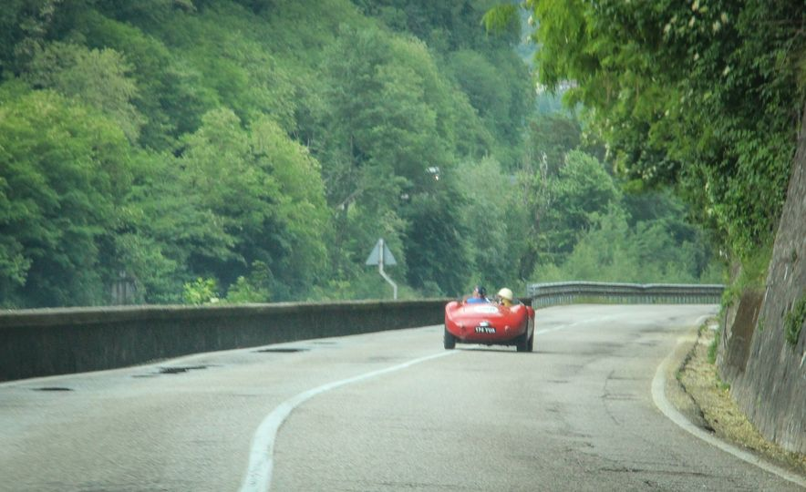 In the Middle of the Mille Miglia: We Run the World's Most Storied Road Rally - Slide 40