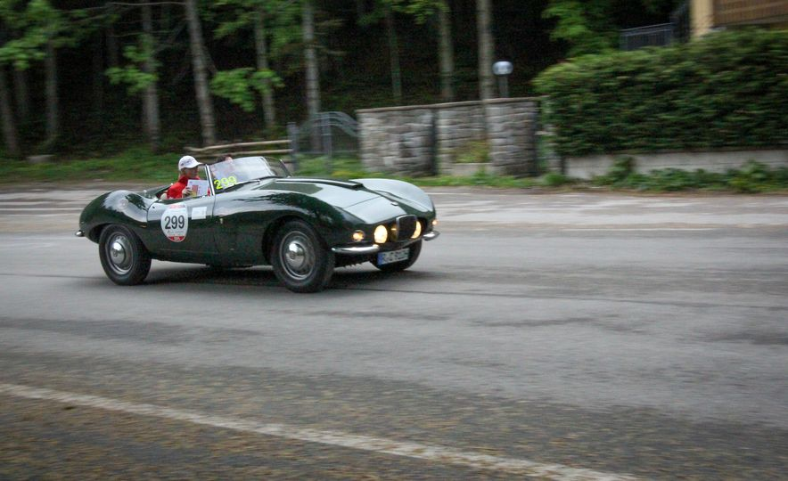 In the Middle of the Mille Miglia: We Run the World's Most Storied Road Rally - Slide 41