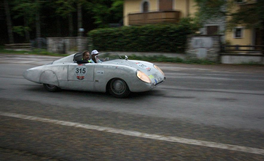 In the Middle of the Mille Miglia: We Run the World's Most Storied Road Rally - Slide 42