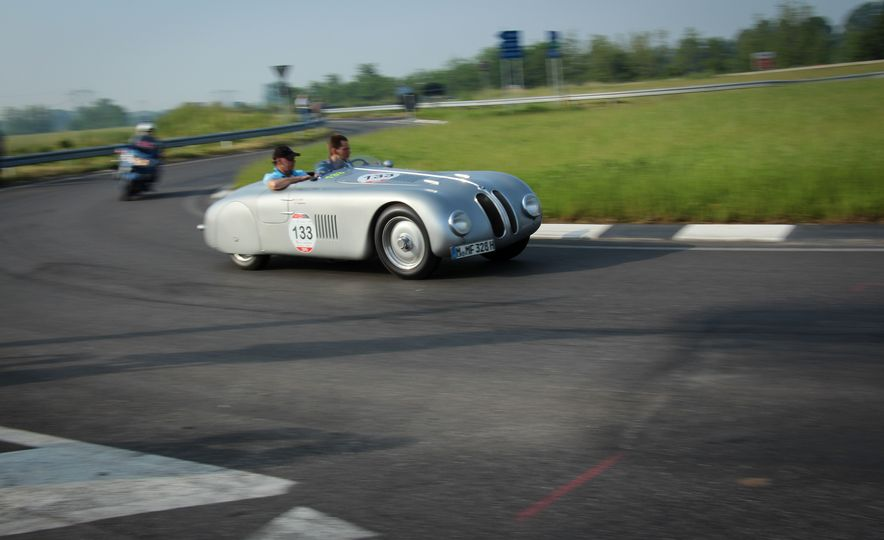 In the Middle of the Mille Miglia: We Run the World's Most Storied Road Rally - Slide 44