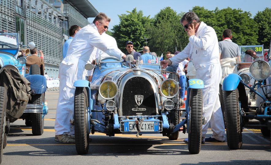 In the Middle of the Mille Miglia: We Run the World's Most Storied Road Rally - Slide 48