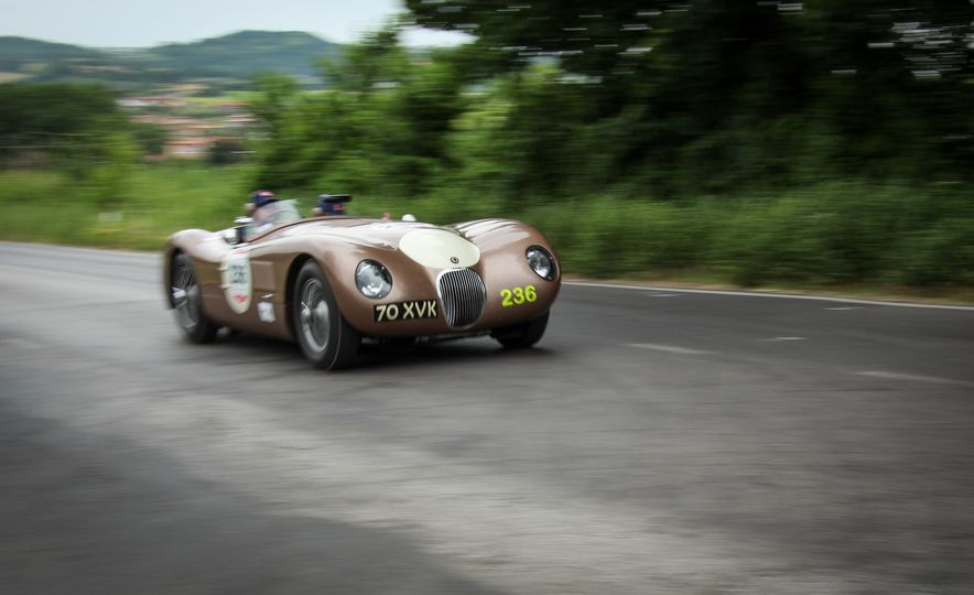 In the Middle of the Mille Miglia: We Run the World's Most Storied Road Rally - Slide 49
