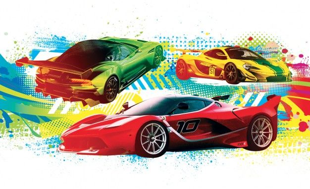 Putting the Limited-Release Track Toys from Ferrari, McLaren, and Aston Martin Into Context