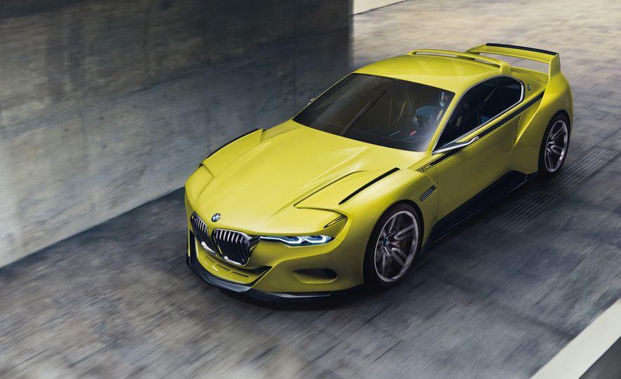 BMW 3.0 CSL Villa d'Este concept - Slide 1