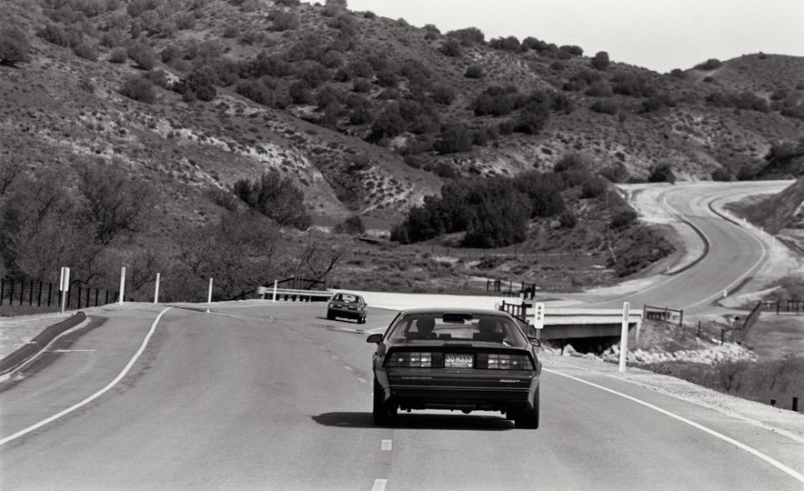 "1968 Chevrolet Camaro Z/28 and ""Tunnel Port"" Ford Mustang coupe - Slide 12"