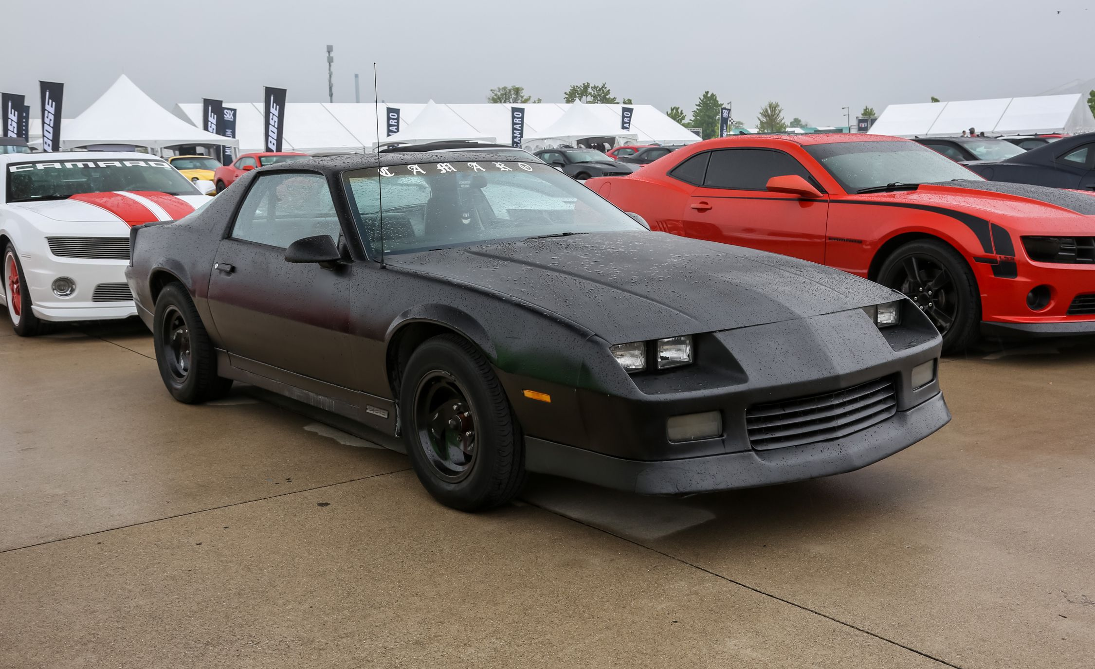 Camaro-tastic! The Hottest Privately Owned Camaros at the Sixth ...
