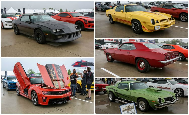 Camaro-tastic! The Hottest Privately Owned Camaros at the Sixth-Generation Model's Detroit Reveal