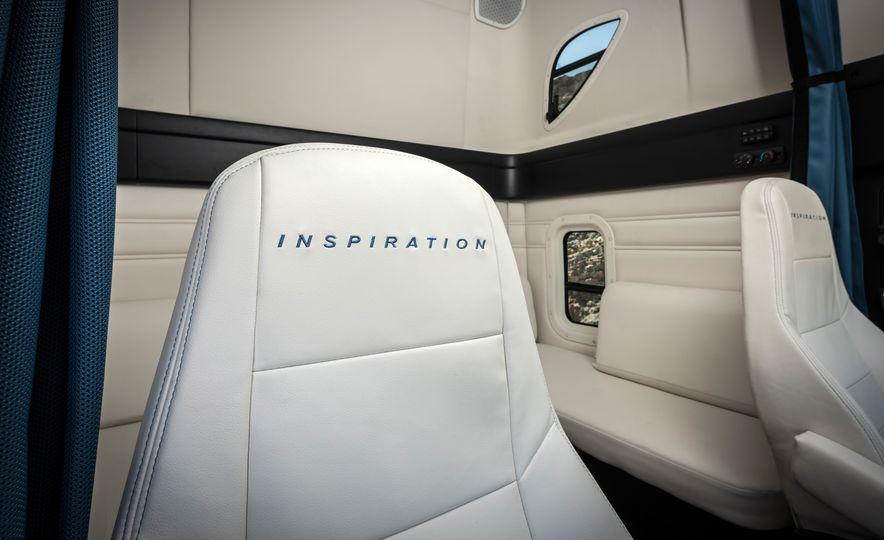 Freightliner Inspiration autonomous semi truck - Slide 27