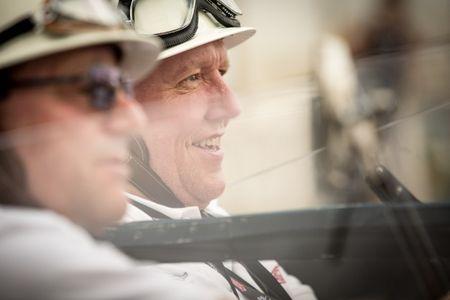 "Ian Callum: Jaguar Purring over F-Pace, Next XK ""Not a Priority"""