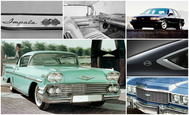 Fins, Fleets, and Everything in Between: A Visual History of the Chevrolet Impala