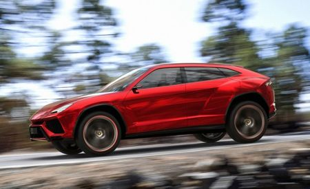 Lamborghini Urus To Be the Fastest SUV—and the First Hybrid Lambo