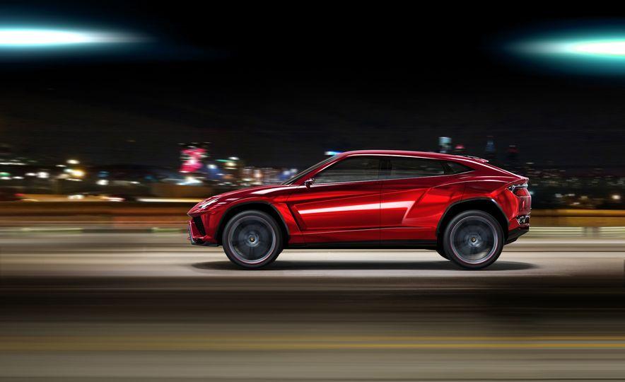 Lamborghini Urus concept - Slide 2