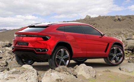 Bull Session: Maybe Lamborghini Might Build a Urus Superveloce