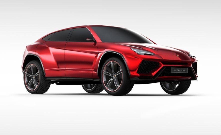 Lamborghini Urus concept - Slide 6