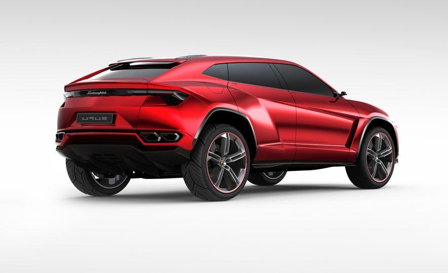 Lamborghini Urus concept - Slide 8