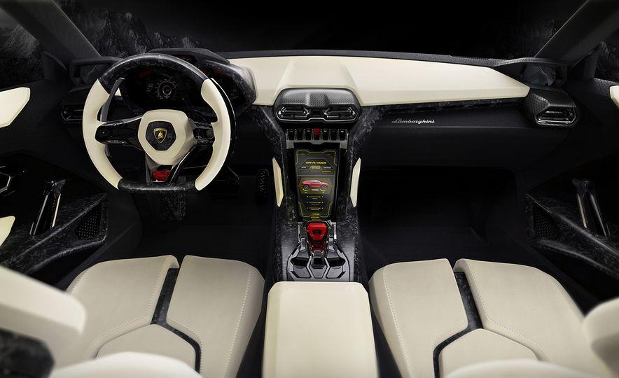 Lamborghini Urus concept - Slide 11