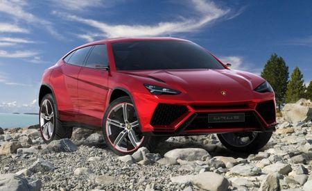 U R'nt Serious?! Lamborghini Finally Officially Confirms Urus SUV