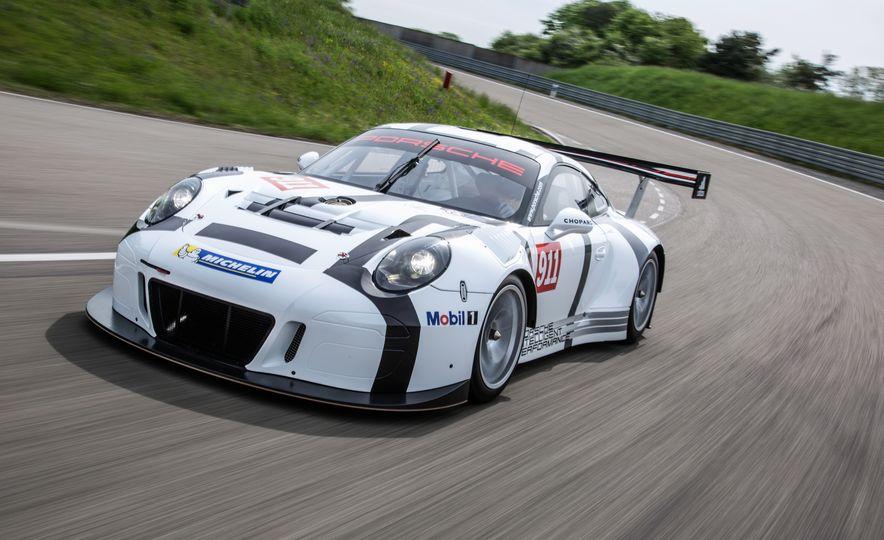 Porsche 911 GT3 R race car - Slide 2