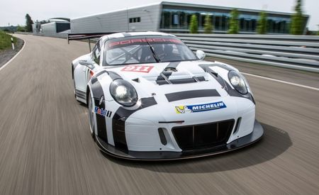 Porsche Unveils 911 GT3 R Race Car—It's the New Ultimate in 911 Raceology [w/ Video]