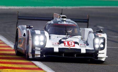 Retro as Heck: Porsche Pilfers the Past For 2015 Le Mans Liveries