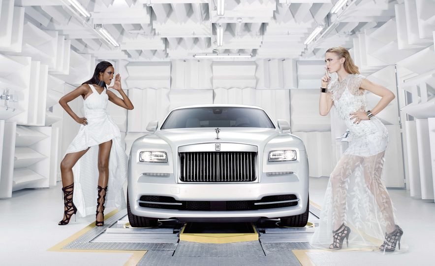 "Rolls-Royce Wraith ""Inspired By Fashion"" Edition - Slide 2"