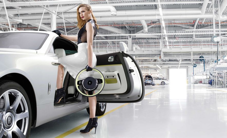 "Rolls-Royce Wraith ""Inspired By Fashion"" Edition - Slide 3"