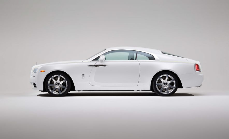"Rolls-Royce Wraith ""Inspired By Fashion"" Edition - Slide 6"