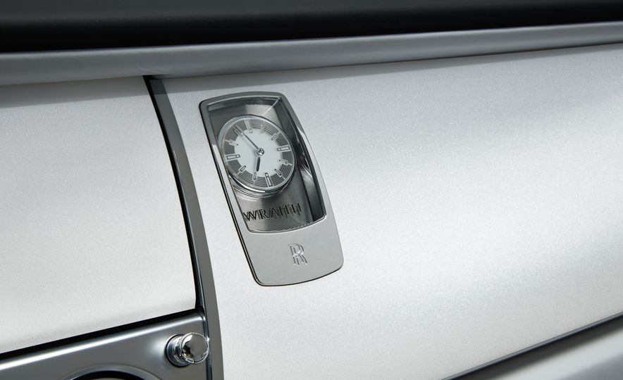 "Rolls-Royce Wraith ""Inspired By Fashion"" Edition - Slide 10"