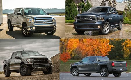 Truckin: Every Full-Size Pickup Truck Ranked from Worst to Best
