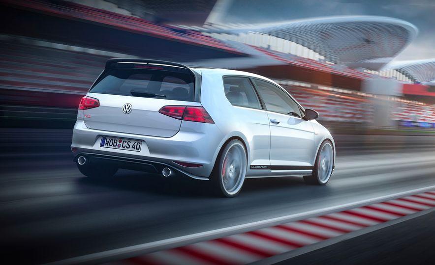 Volkswagen GTI Clubsport - Slide 2