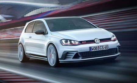 VW Announces Production-Bound, 265-hp GTI Clubsport