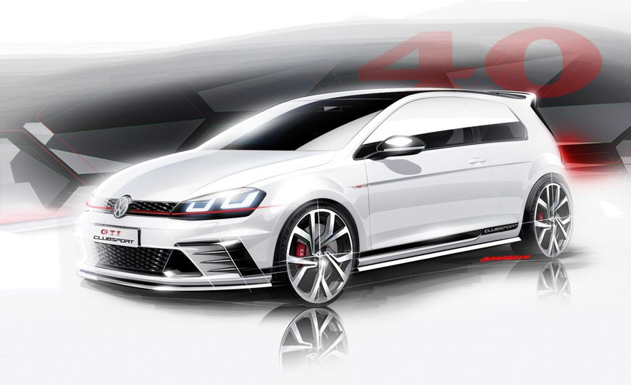 Volkswagen GTI Clubsport - Slide 6