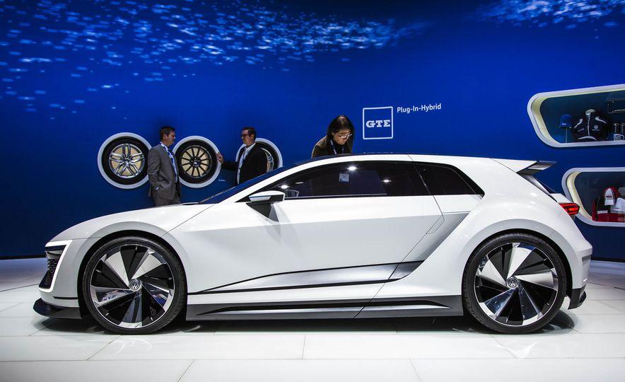 Volkswagen Golf GTE concept - Slide 2