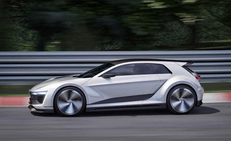 Volkswagen Golf GTE concept - Slide 8