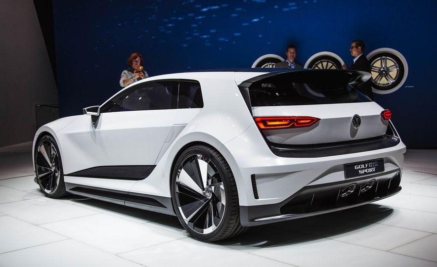 Volkswagen Golf GTE concept - Slide 3