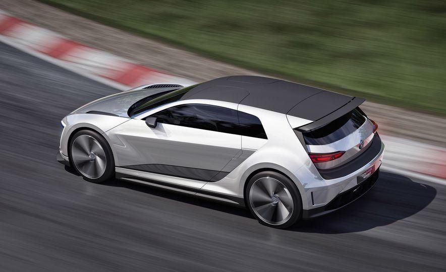 Volkswagen Golf GTE concept - Slide 9