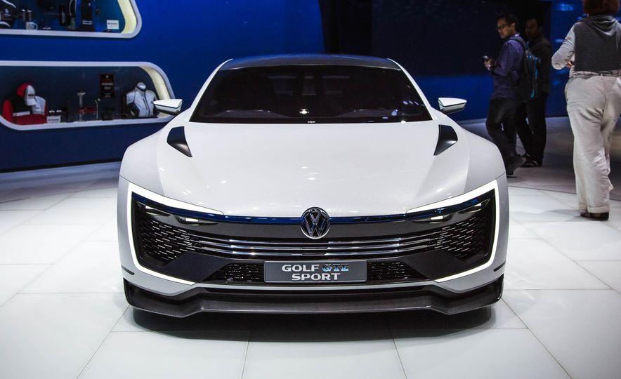 Volkswagen Golf GTE concept - Slide 4