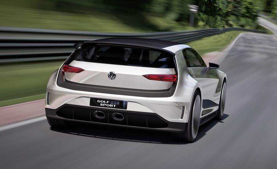 Volkswagen Golf GTE concept - Slide 10