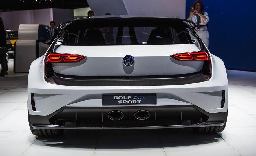 Volkswagen Golf GTE concept - Slide 5